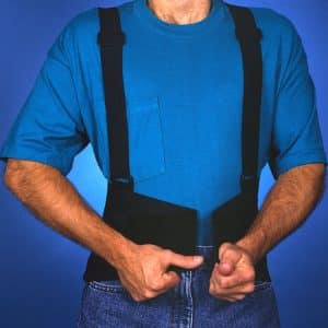Back Care JHPI Action Belt with Shoulder Straps – S/M/L/XL/XXL – BB2210