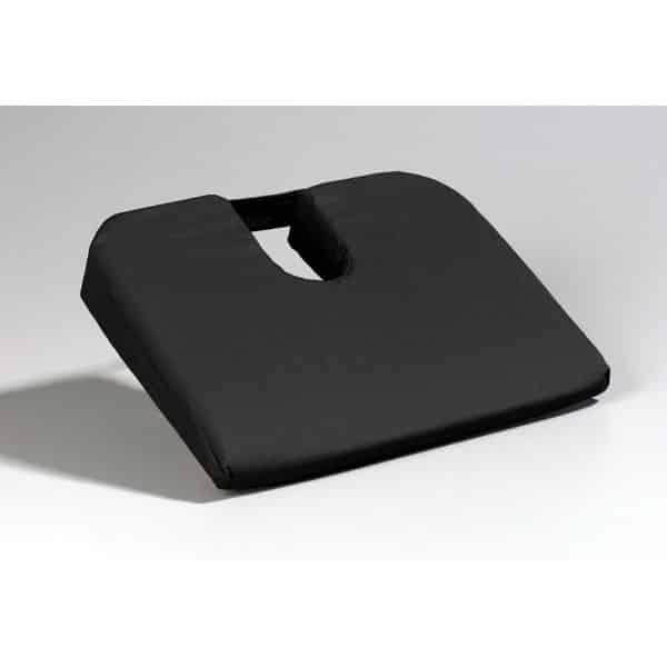 Sacro Wedge Sitting Wedge Black Bp1003bk Jobri
