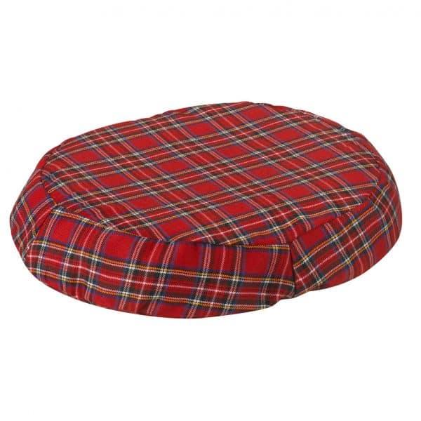 Health Sitting Ring Cushion 16/18/20″ – Plaid – A1016PL
