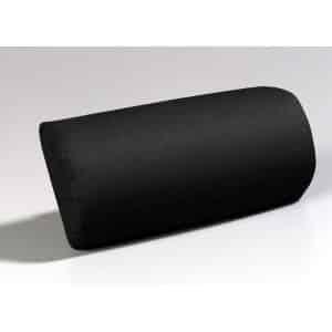 Lumbar Supports BetterBack Small Half Roll – Black – BB2000BK