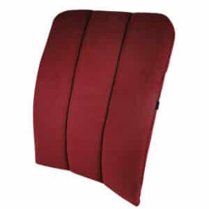 Back Care BetterBack Car Back Support – Burgundy – BB1050BU – END OF LINE BARGAIN