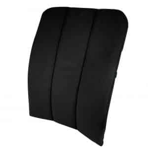 Back Care BetterBack Car Back Support – Black – BB1050BK