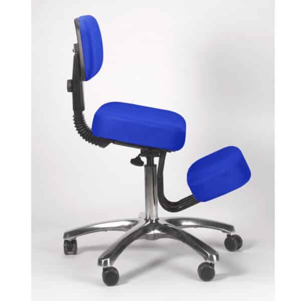 Kneeling Chairs Jazzy Kneeling Chair – Blue – BP1446BL