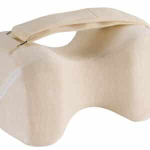 Sleep Products Spine Reliever Leg Spacer with Strap – Ivory – BR3250
