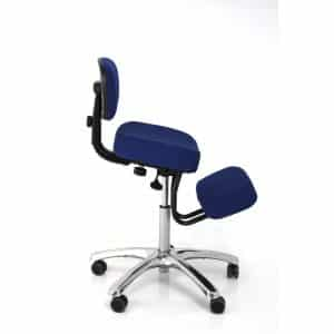 Kneeling Chairs Jazzy Kneeling Chair – Blue – BP1446BL