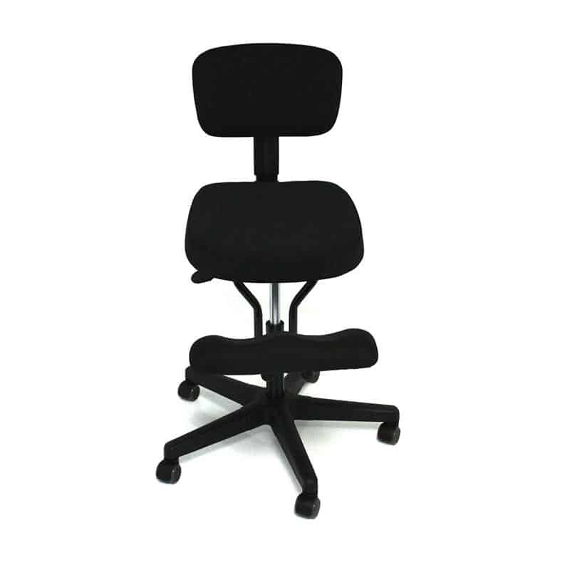 Solace Kneeling Chair With Back