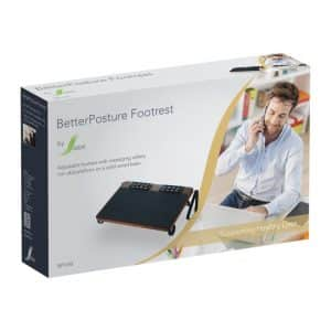 Footrests BetterPosture FootRest Fully Adjustable 6″ – BP1250