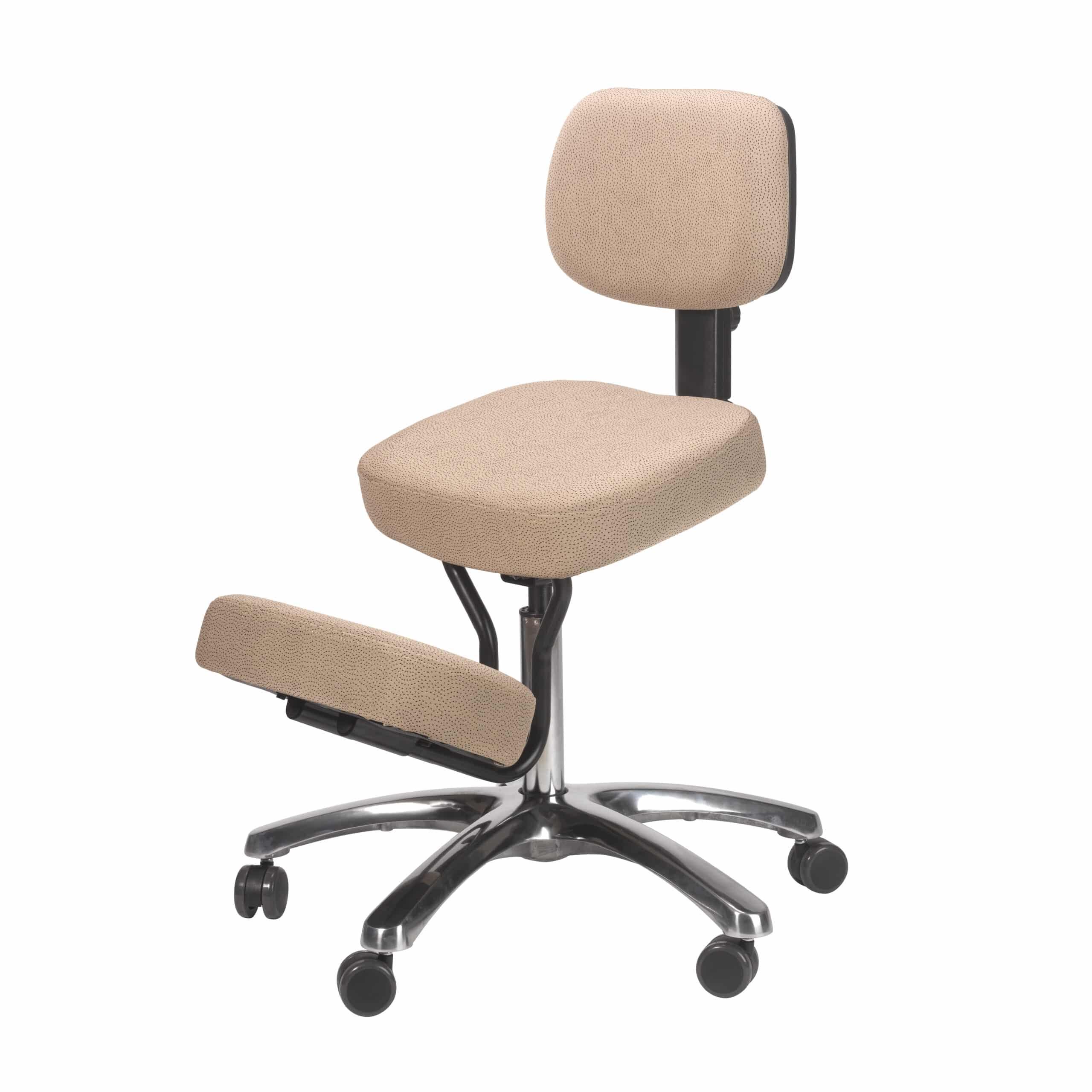 jazzy kneeling chair beige bp1446be jobri