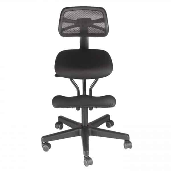 Solace Kneeling Chair With Mesh Back