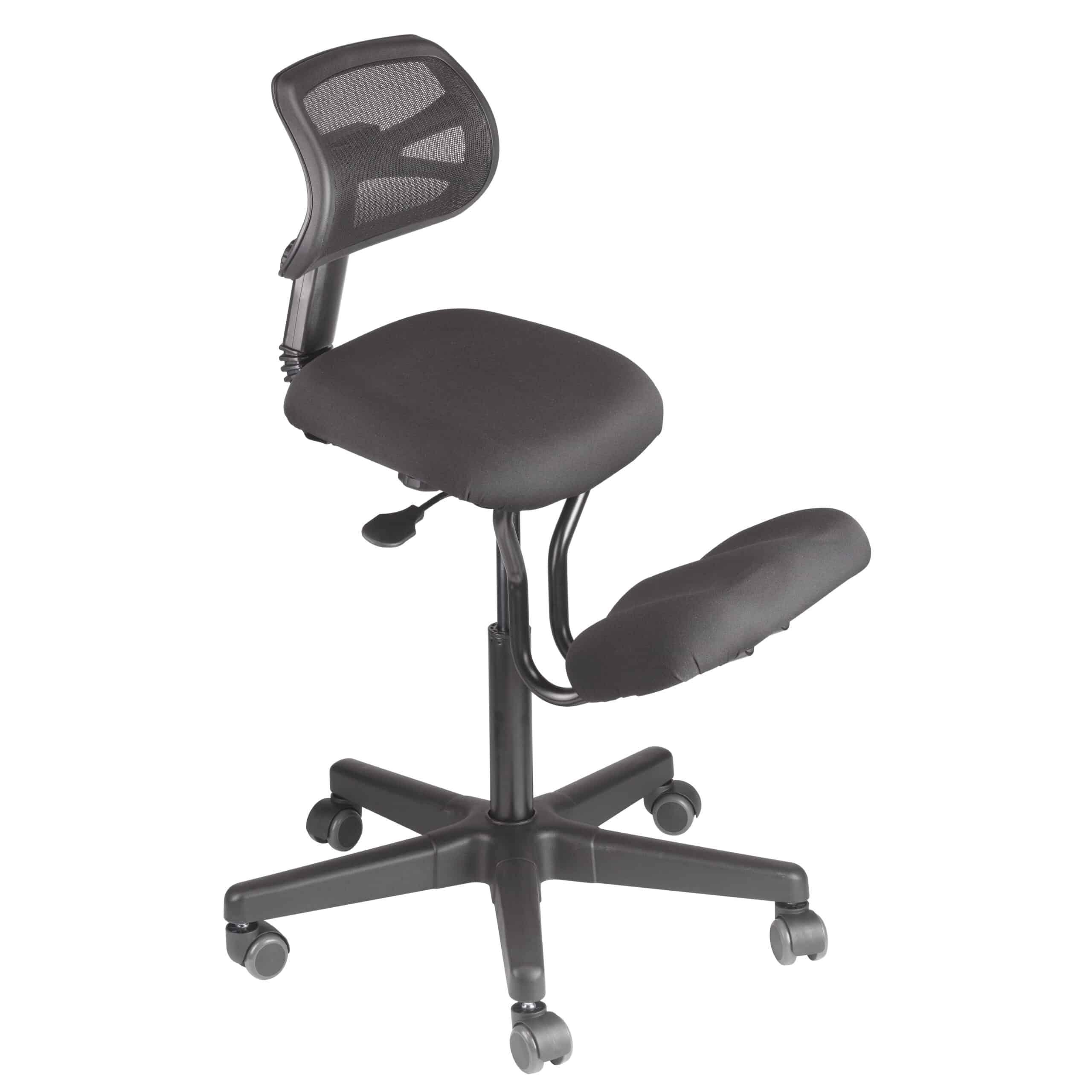 Solace Kneeling Chair With Mesh Back Bp1442 Mesh Kit Jobri