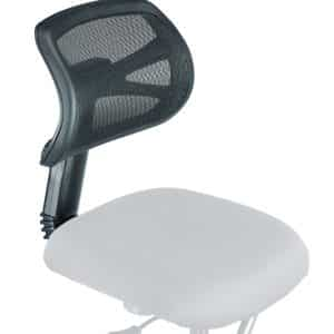 Back Care Solace Mesh Back Support – for all Solace Kneeling Chairs – BP1448 MESH